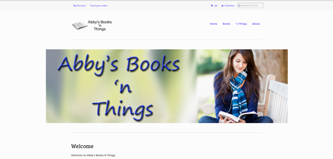 Abby's Books 'n Things